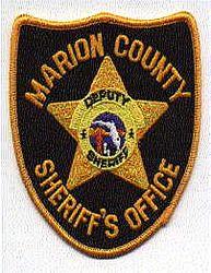 Sheriff: FL, Marion Co. Deputy Sheriff Patch