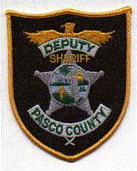 Sheriff: FL, Pasco Co. Deputy Sheriff Patch