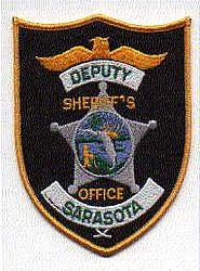 Sheriff: FL, Sarasota Co. Deputy Sheriff Patch