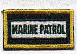 Sheriff: FL, Sheriff Marine Patrol Patch (pocket tab)
