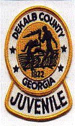 Dekalb Co. Juvenille Court Patch (GA)