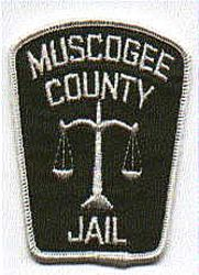 Muscogee Co. Jail Patch (GA)