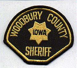 Sheriff: IA, Woodbury Co. Sheriffs Dept. Patch