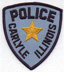 Carlyle Police Patch (IL)