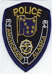 Anchorage Police Patch (AK)