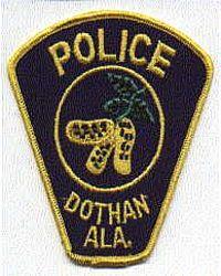 Dothan Police Patch (AL)