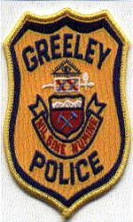 Greeley Police Patch (CO)