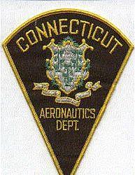 Aeronautics Dept. Patch (green) (CT)