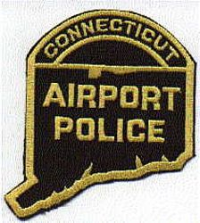 Airport Police Patch (CT)