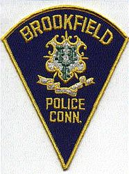 Brookfield Police Patch (CT)