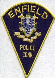 Enfield Police Patch (CT)