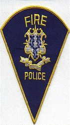 Fire Police Patch (CT)