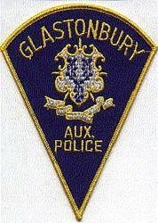 Glastonbury Aux. Police Patch (CT)