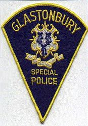Glastonbury Special Police Patch (CT)