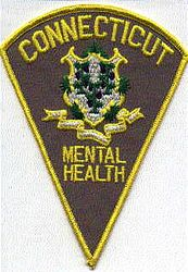 Mental Health Patch (brown/yellow) (CT)