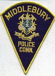 Middlebury Police Patch (CT)