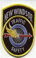 New Windsor Traffic Safety Patch (CT)