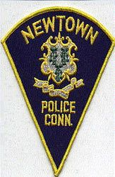 Newtown Police Patch (CT)