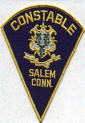 Salem Constable Patch (CT)
