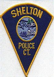 Shelton Police Patch (CT)