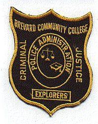 School: FL, Brevard Co. College Police Admin. Patch