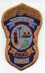 Dade City Police Patch (FL)