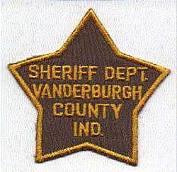 Sheriff: IN, Vanderburgh Co. Sheriffs Dept. Patch