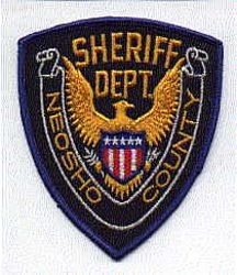 Sheriff: KS, Neosho Co. Sheriffs Dept. Patch