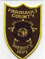 Sheriff: MN, Faribault Co. Sheriffs Dept. Patch
