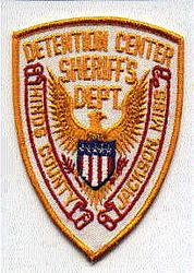 Sheriff: MS, Hinds Co. Detention Ctr. Sheriffs Dept. (yellow edge)