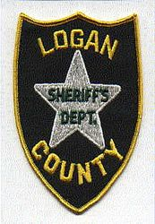 Sheriff: NE, Logan Co. Sheriffs Dept. Patch