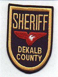 Sheriff: GA, Dekalb Co. Sheriff Patch