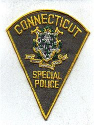 Special Police Patch (twill) (CT)