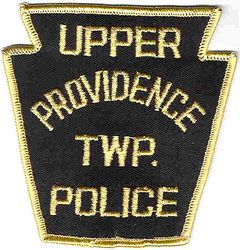 Upper Providence Twp. Police Patch (PA)