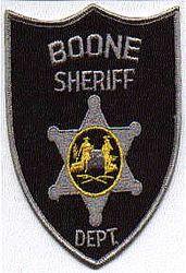Sheriff: WV. Boone Sheriffs Dept. Patch