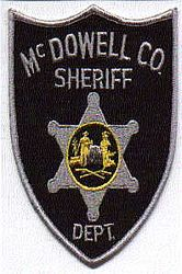 Sheriff: WV. McDowell Co. Sheriffs Dept. Patch