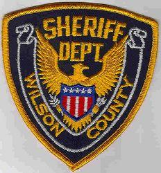 Sheriff: TN. Wilson Co. Sheriffs Dept. Patch