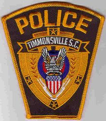 Timmonsville Police Patch (SC)