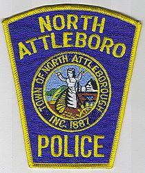 North Attleboro Police Patch (MA)
