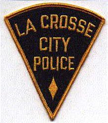 La Crosse City Police Patch (WI)