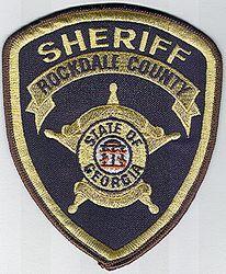Sheriff: GA, Rockdale Co. Sheriff Patch