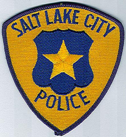 Salt Lake City Utah Ut Police Patch Insignia