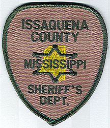 Sheriff: MS, Issaquena Co. Sheriffs Dept. Patch