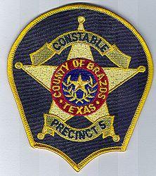Brazos Co. Constable Precinct 5 Patch (TX)