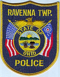 Ravenna Twp. Police Patch (OH)