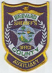 Sheriff: FL, Brevard Co. Sheriffs Office Auxiliary Patch