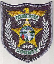Sheriff: FL, Charlotte Co. Sheriffs Office Patch