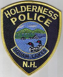 Holderness Police Patch (NH)