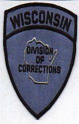 Division of Corrections Patch (WI)