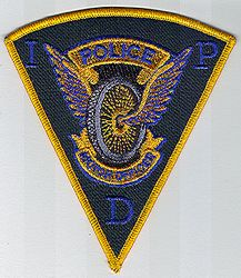 Indianapolis Motor Officer Police Patch (IN)